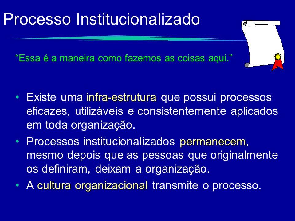 Processo Institucionalizado
