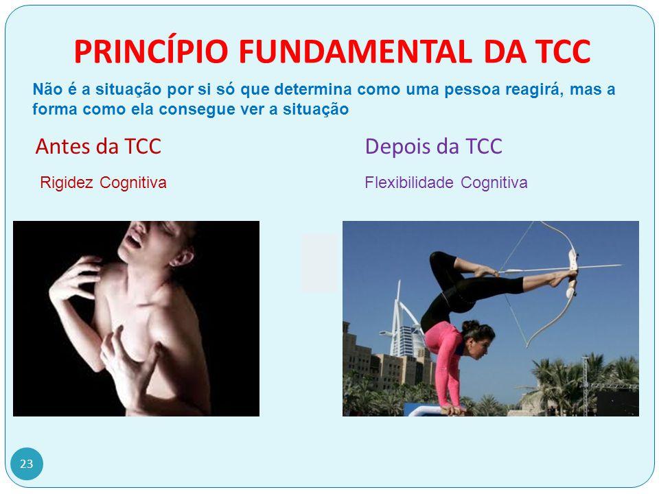 PRINCÍPIO FUNDAMENTAL DA TCC