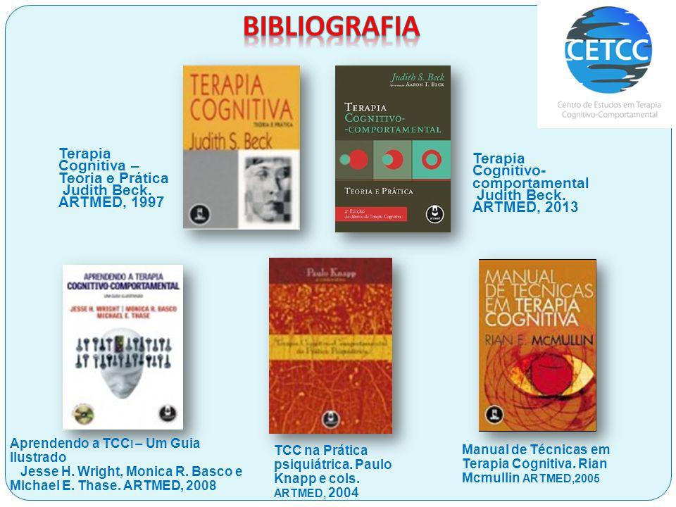 bibliografia Terapia Cognitiva – Teoria e Prática