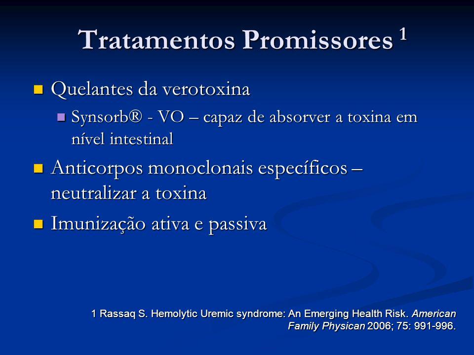 Tratamentos Promissores 1