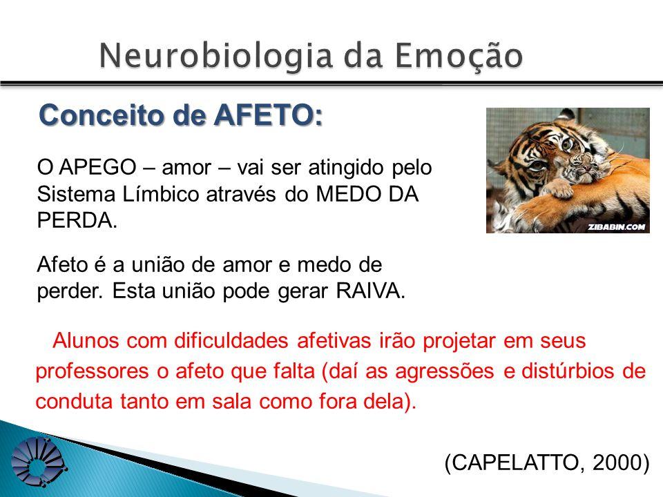 Neurobiologia da Emoção