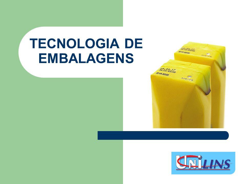 TECNOLOGIA DE EMBALAGENS