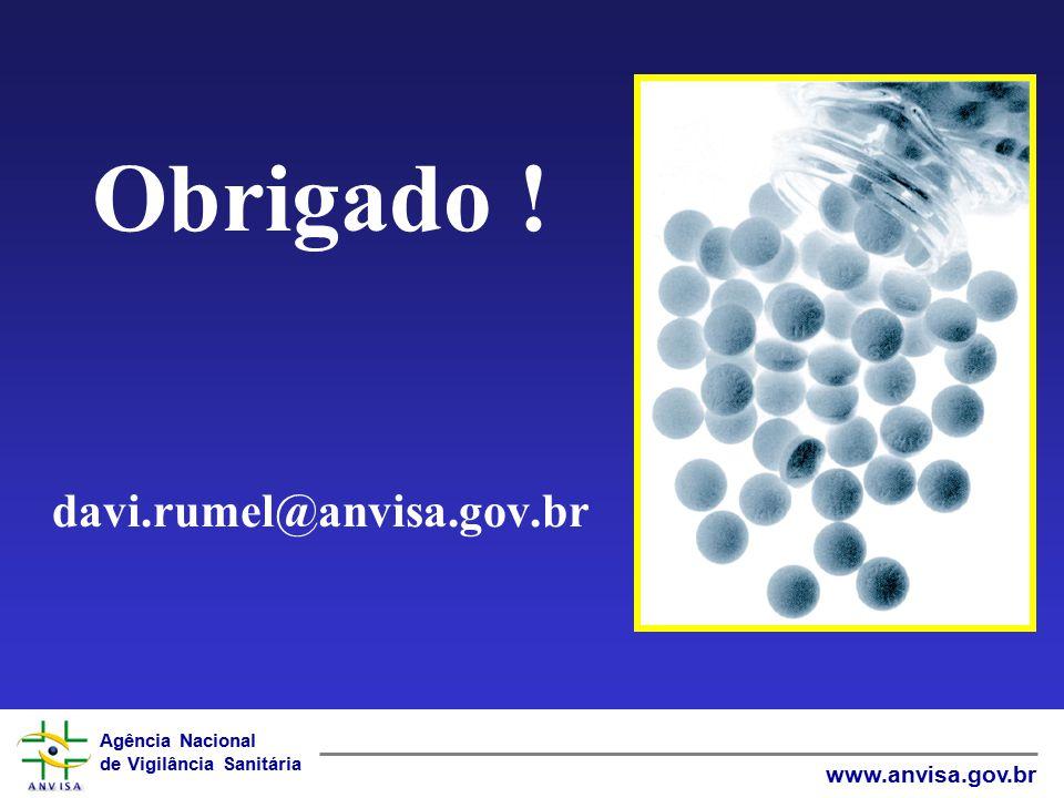 Obrigado ! davi.rumel@anvisa.gov.br