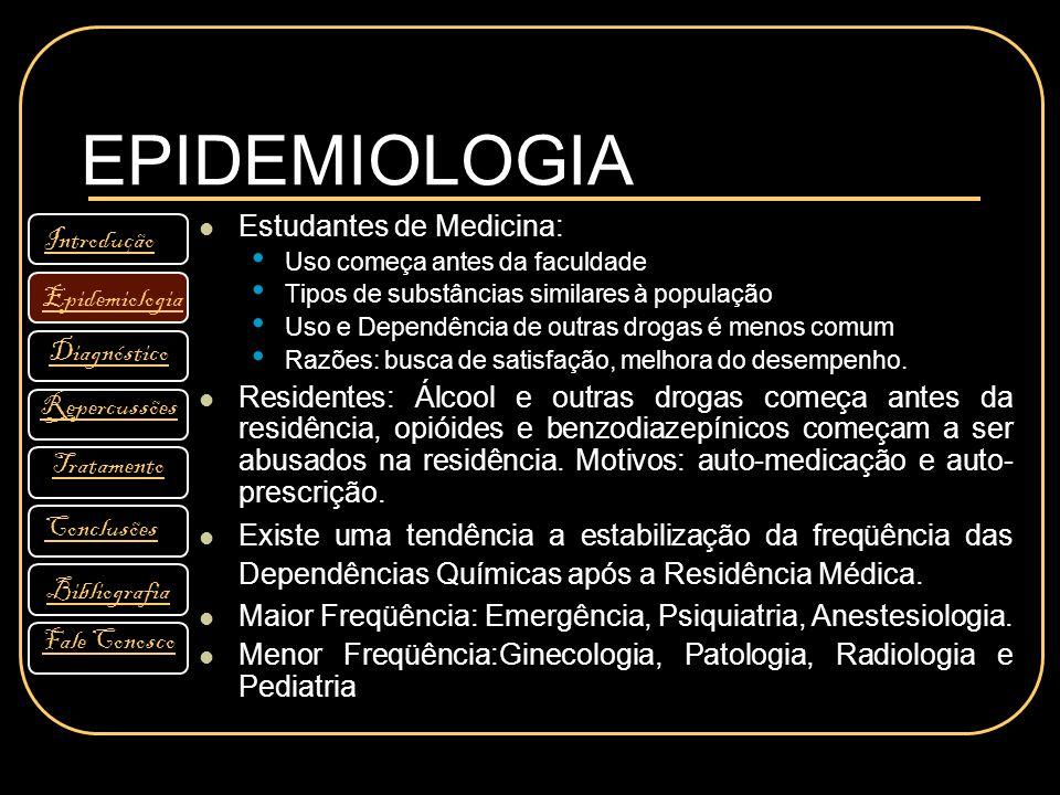 EPIDEMIOLOGIA Estudantes de Medicina: Introdução Epidemiologia