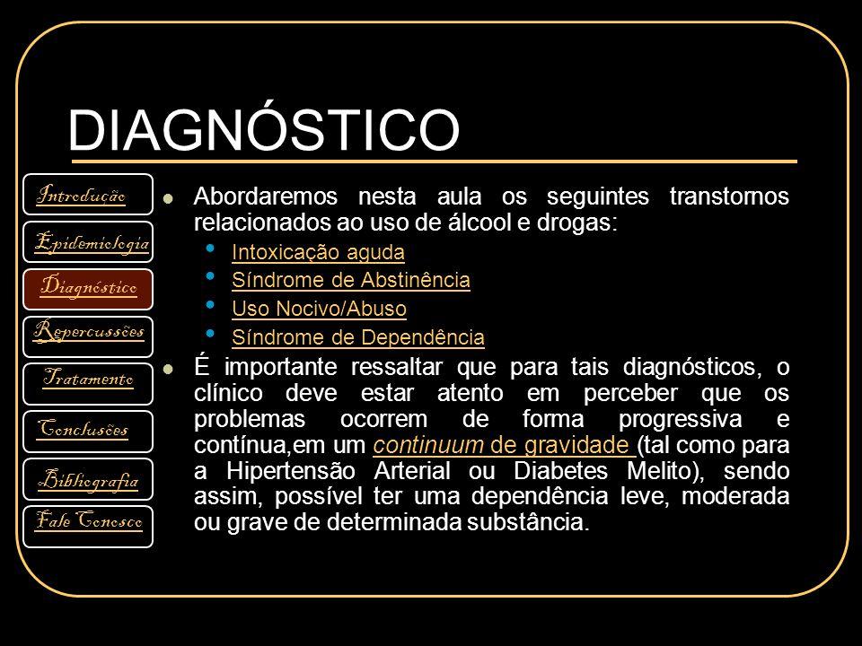 DIAGNÓSTICO Introdução