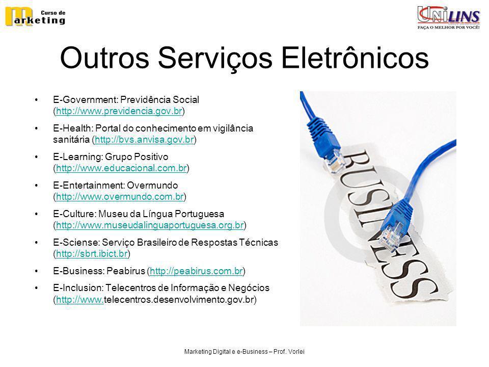 Outros Serviços Eletrônicos