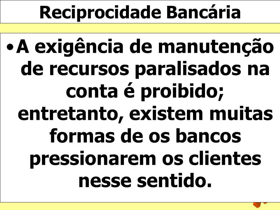 Reciprocidade Bancária