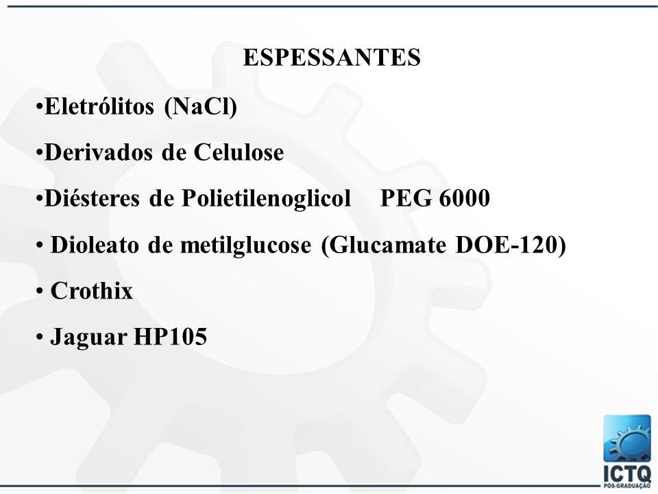 Diésteres de Polietilenoglicol PEG 6000