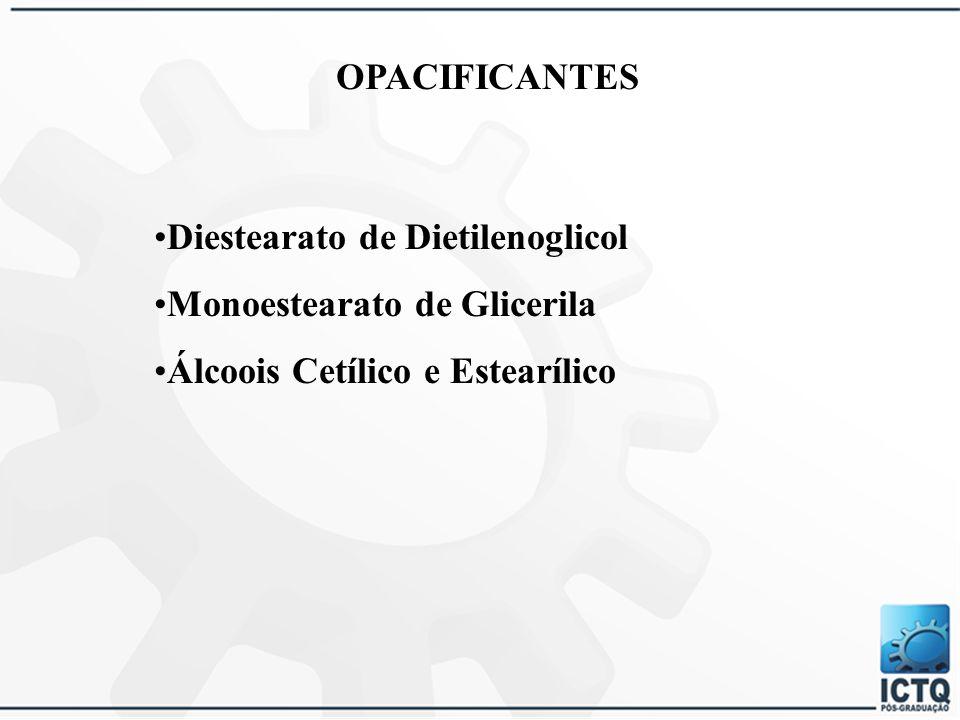 Diestearato de Dietilenoglicol Monoestearato de Glicerila