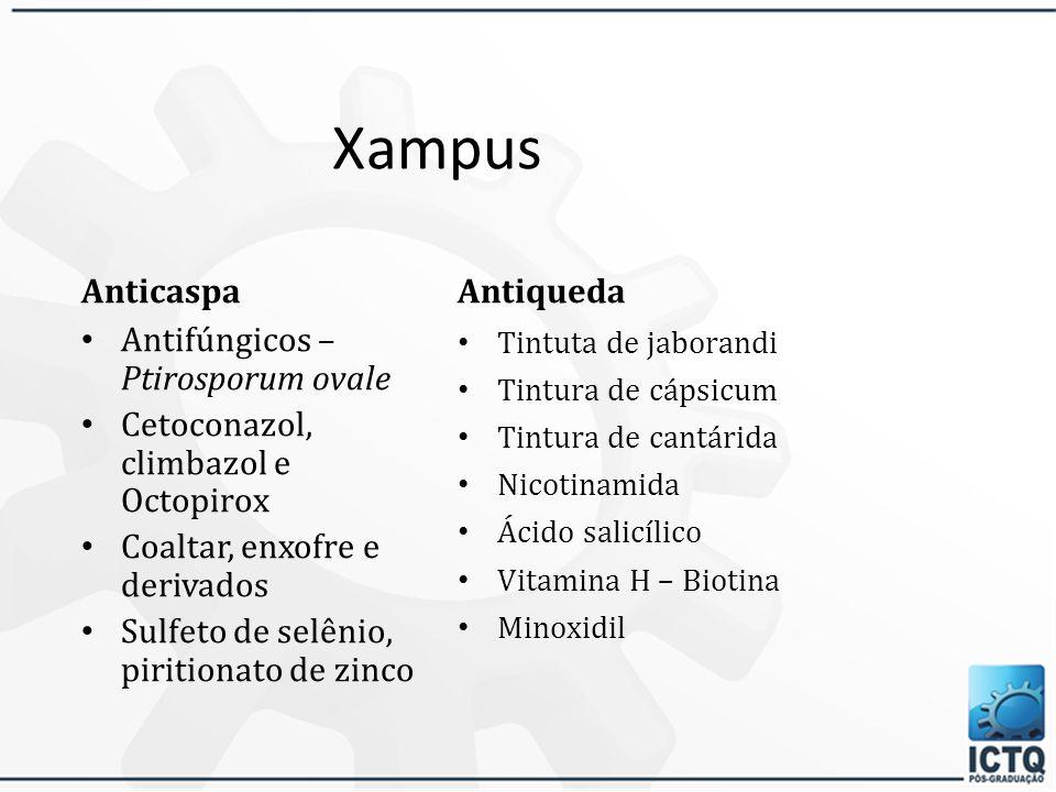 Xampus Anticaspa Antiqueda Antifúngicos – Ptirosporum ovale