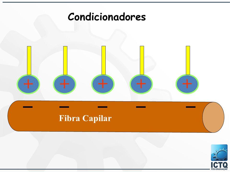 Condicionadores + + + + + Fibra Capilar