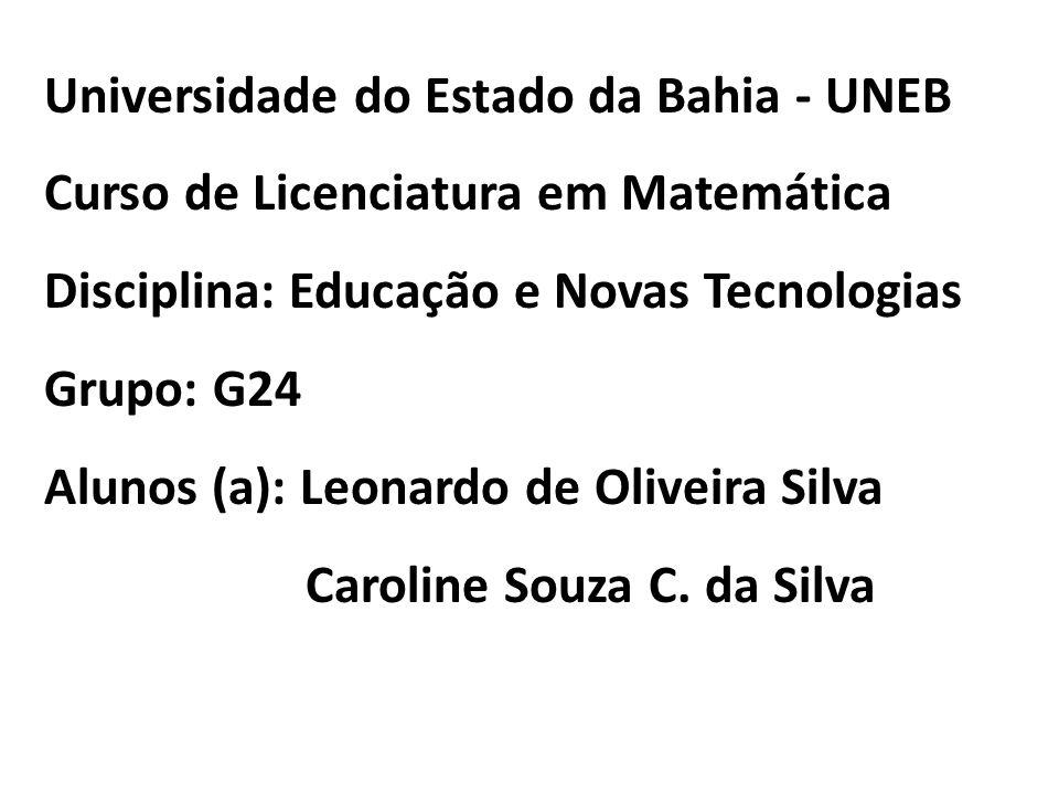 Universidade do Estado da Bahia - UNEB