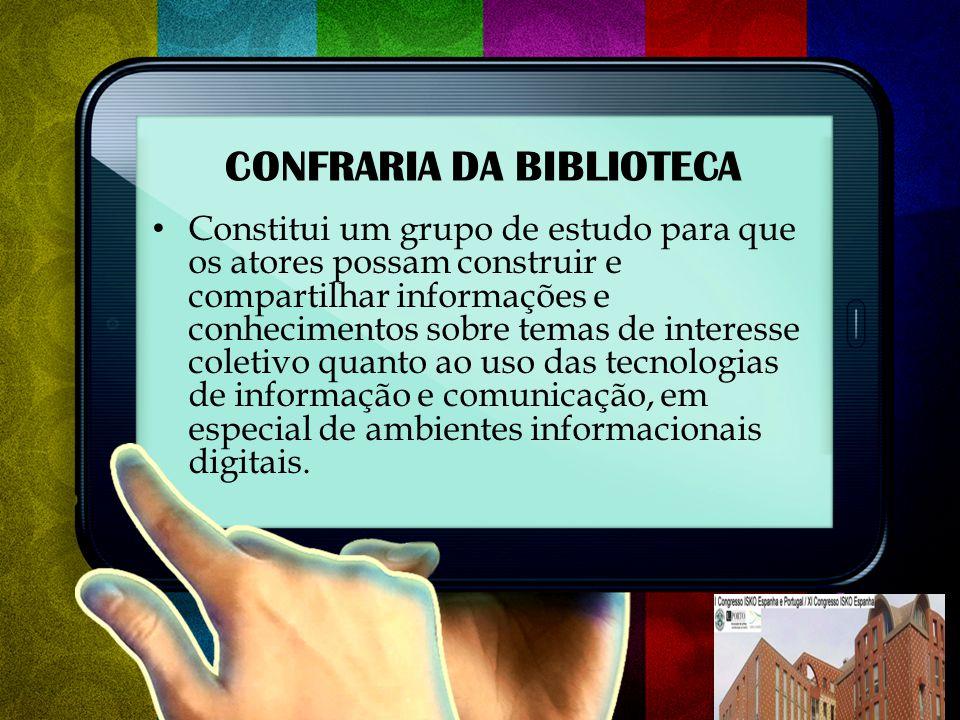 CONFRARIA DA BIBLIOTECA