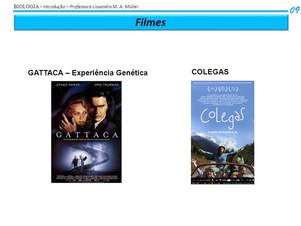 Filmes 09 GATTACA – Experiência Genética COLEGAS