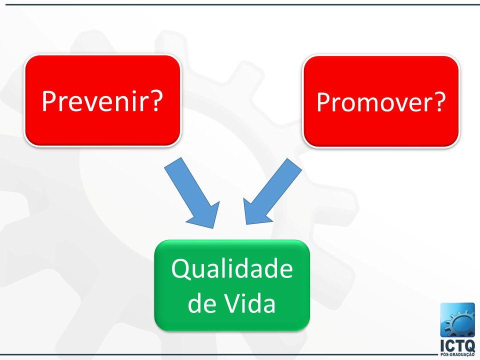 Prevenir Promover Qualidade de Vida