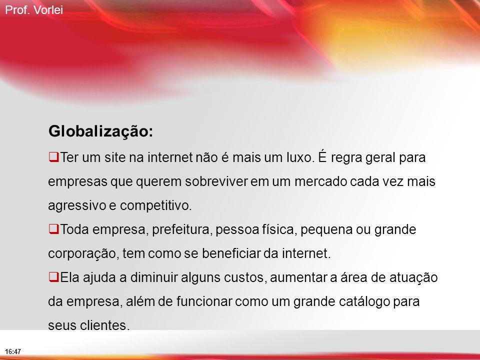 Globalização: