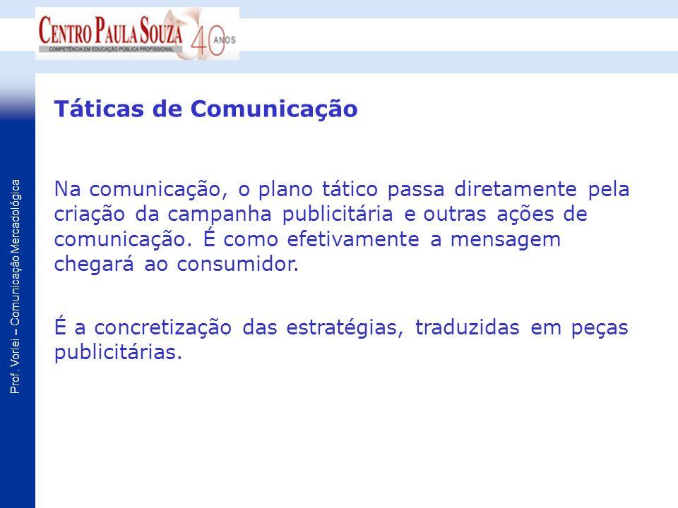 Táticas de Comunicação