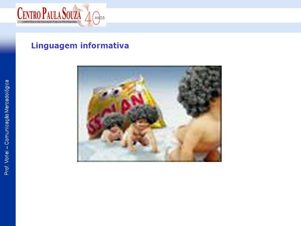 Linguagem informativa