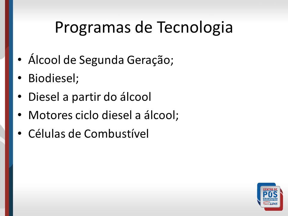 Programas de Tecnologia
