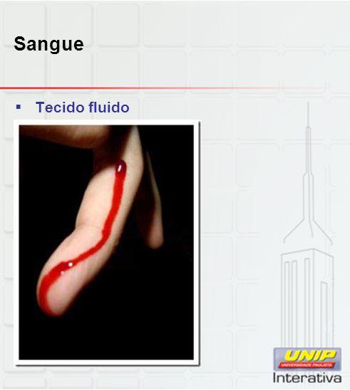 Sangue Tecido fluido