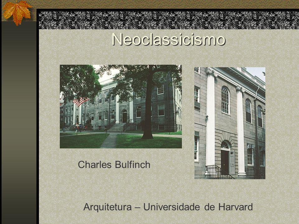 Arquitetura – Universidade de Harvard
