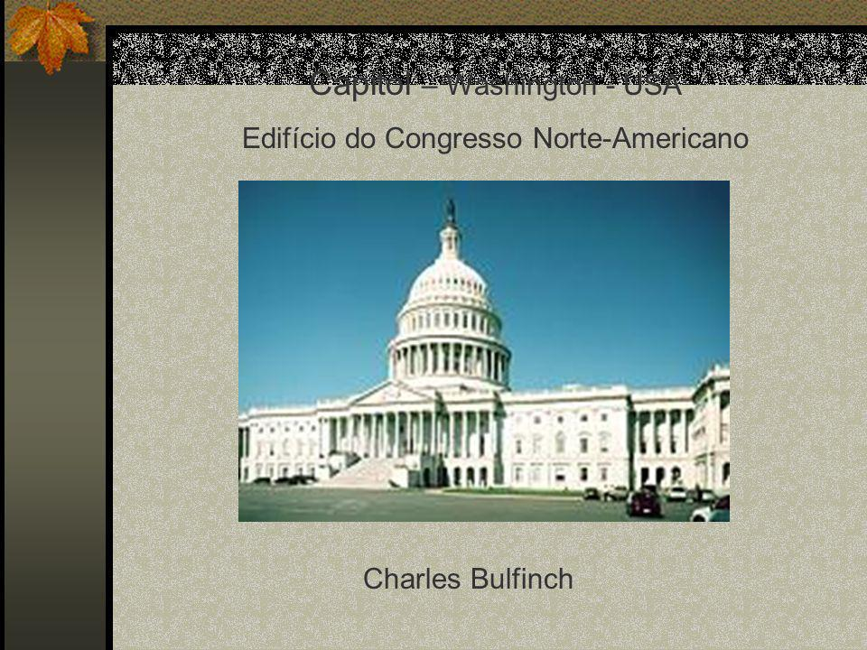 Capitol – Washington - USA