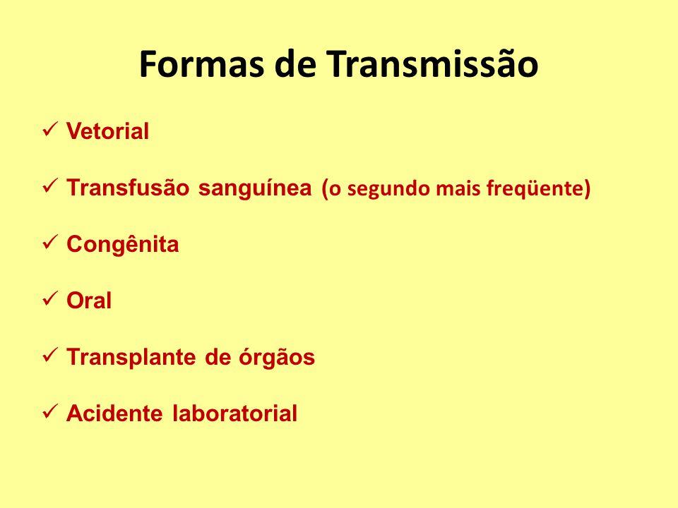 Formas de Transmissão Vetorial