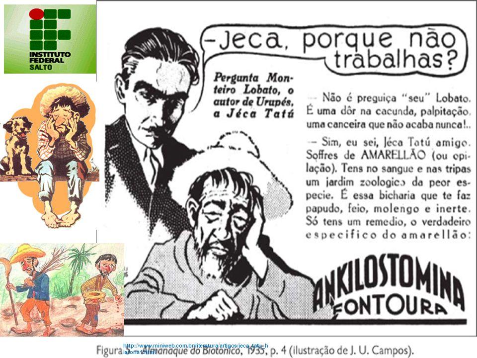 http://www. miniweb. com. br/literatura/artigos/jeca_tatu_historia1