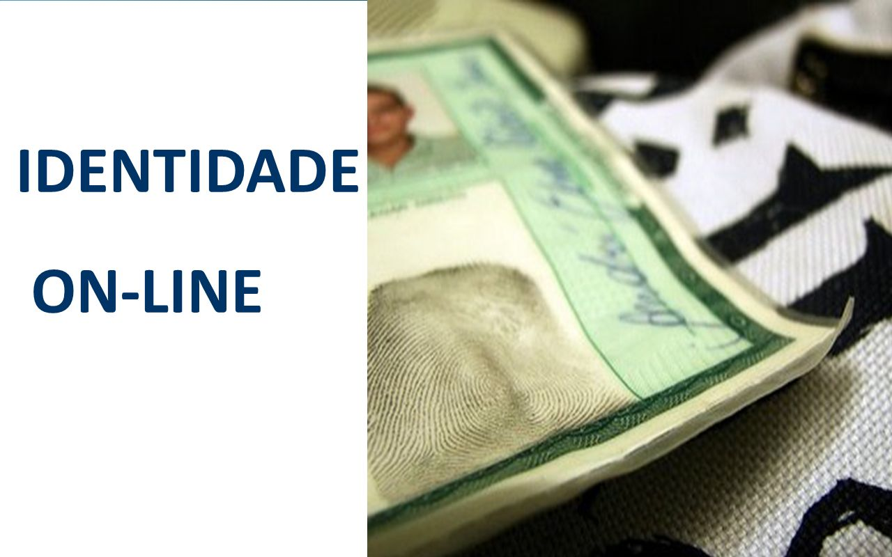 IDENTIDADE ON-LINE