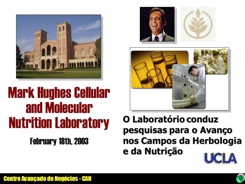 Mark Hughes Cellular and Molecular Nutrition Laboratory
