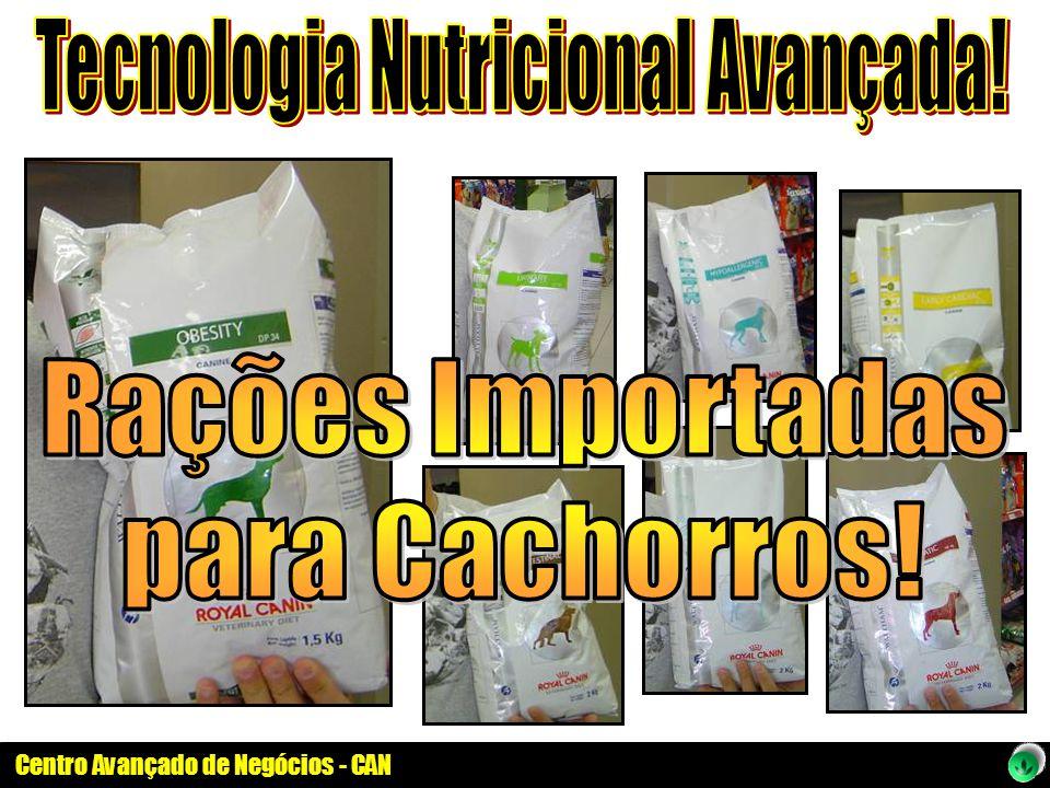 Tecnologia Nutricional Avançada!