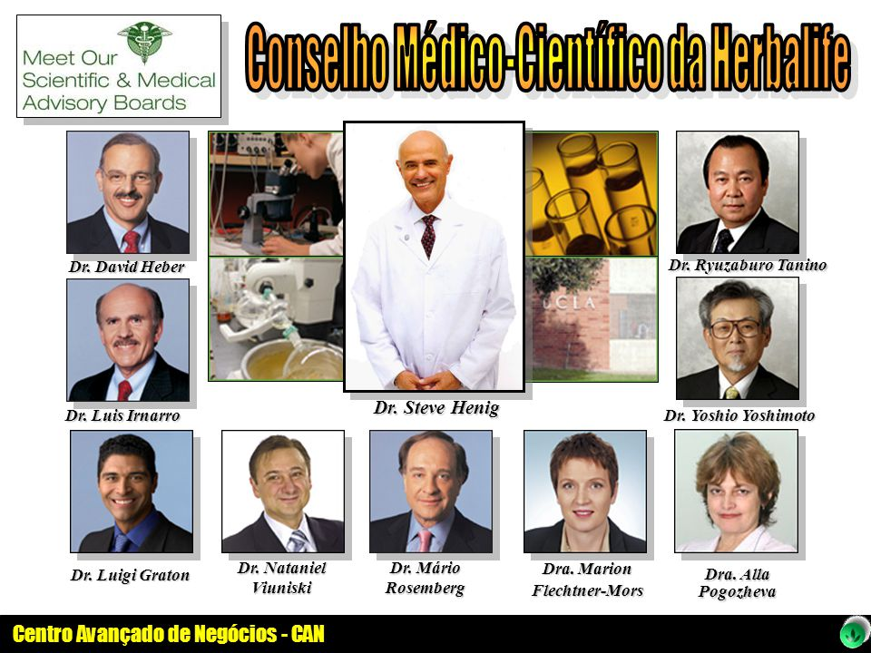Conselho Médico-Científico da Herbalife