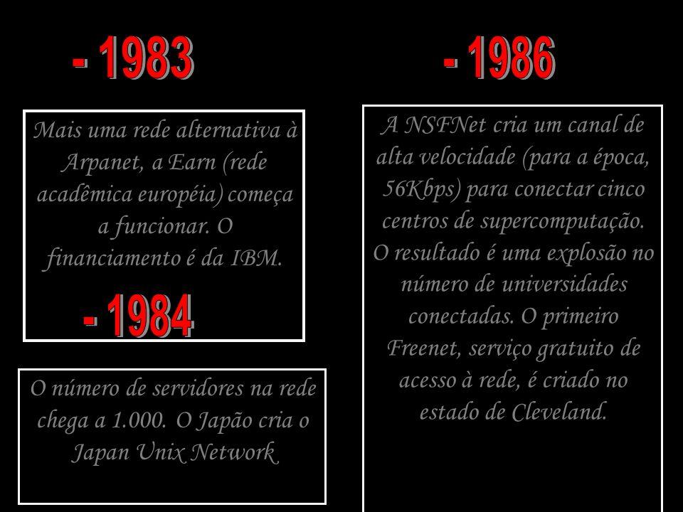 - 1983 - 1986.