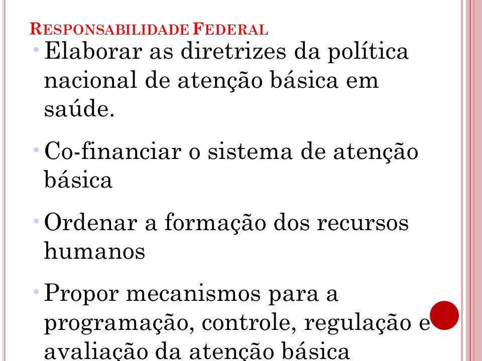 Responsabilidade Federal