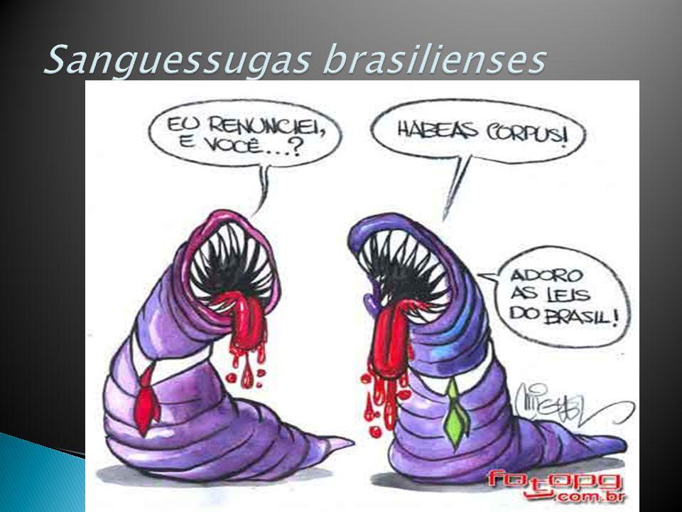 Sanguessugas brasilienses