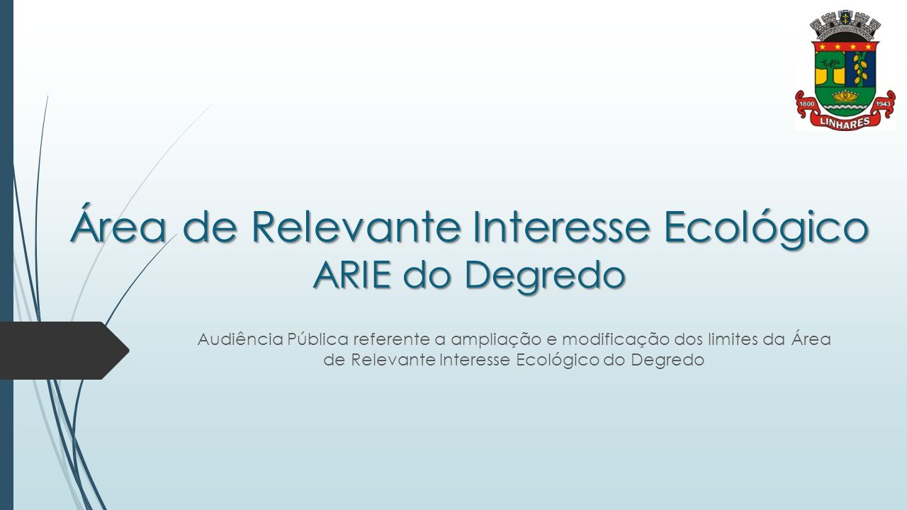 Área de Relevante Interesse Ecológico ARIE do Degredo