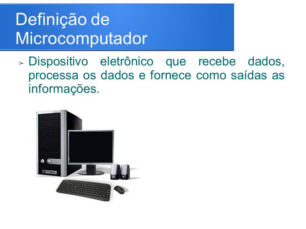 Definição de Microcomputador