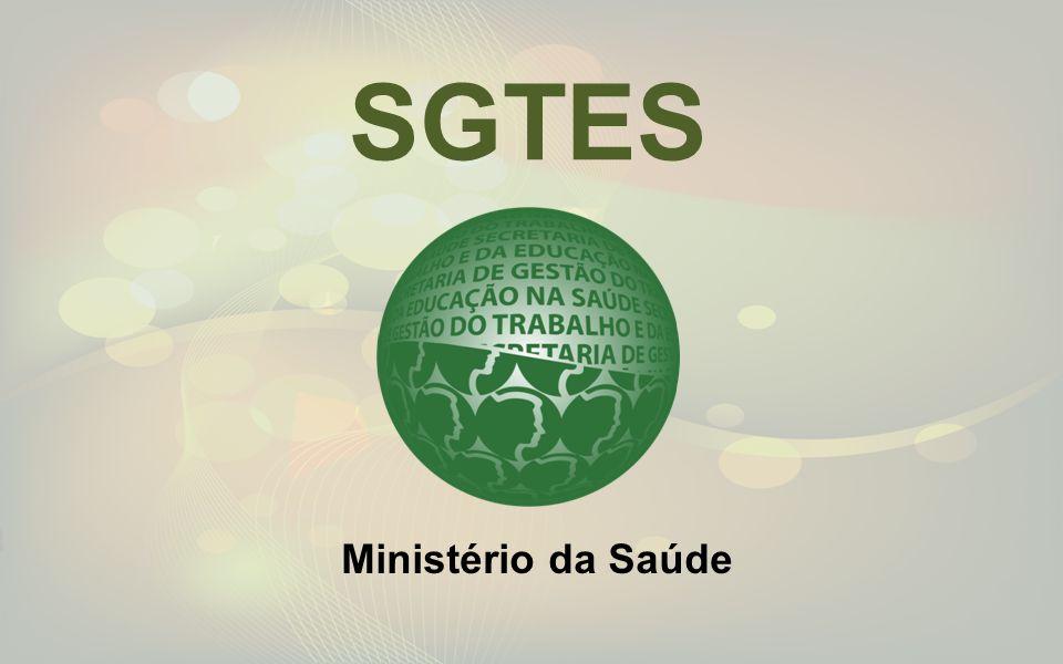 SGTES Ministério da Saúde Fernando Menezes 1