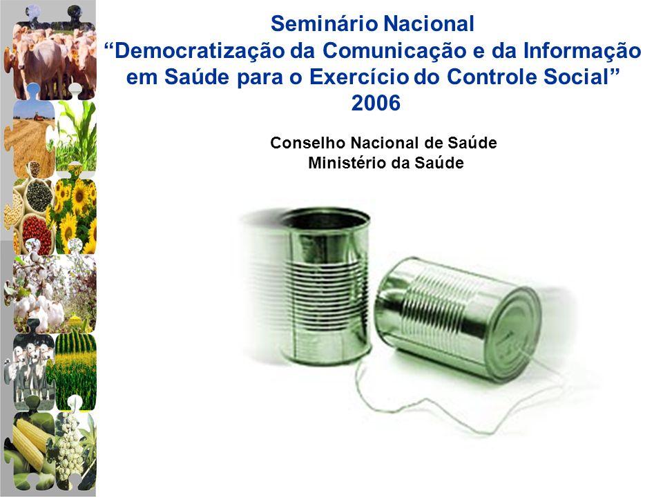 Democratização da Comunicação e da Informação