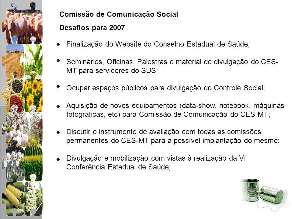Comissão de Comunicação Social