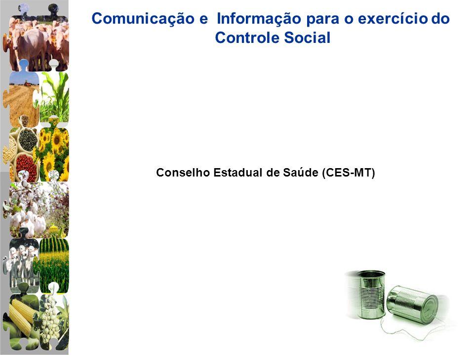 Comunicação e Informação para o exercício do