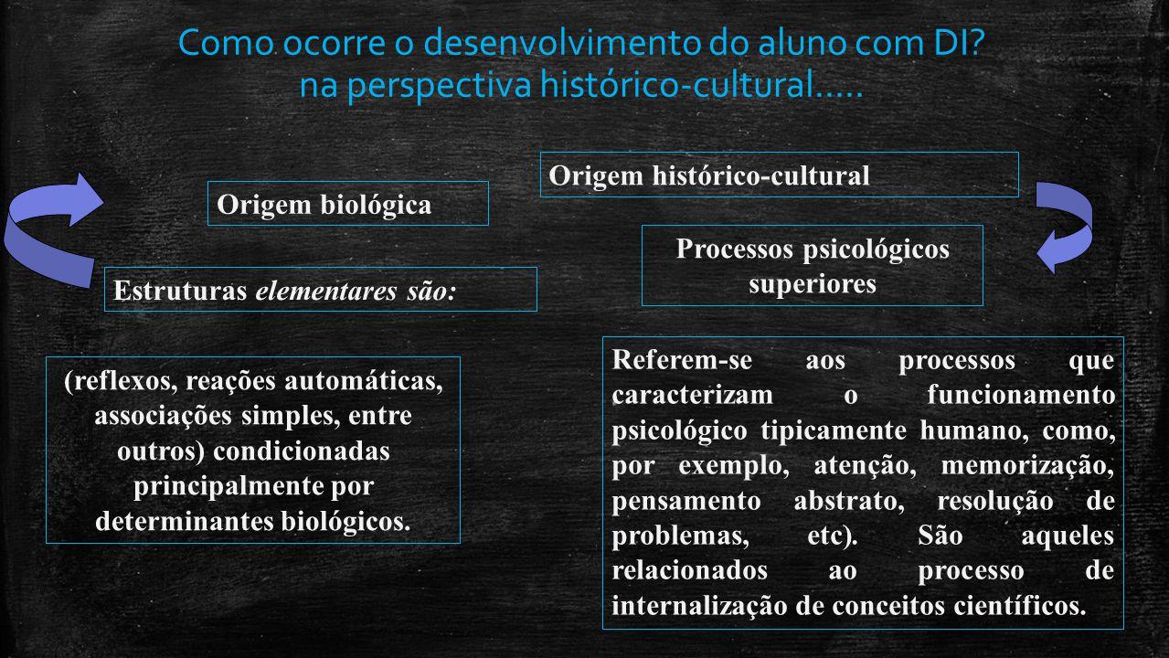 Processos psicológicos superiores