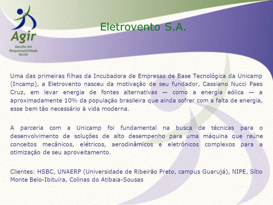 Eletrovento S.A.