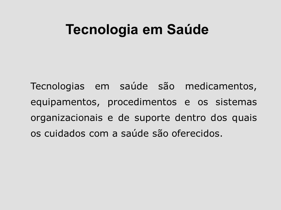 Tecnologia em Saúde