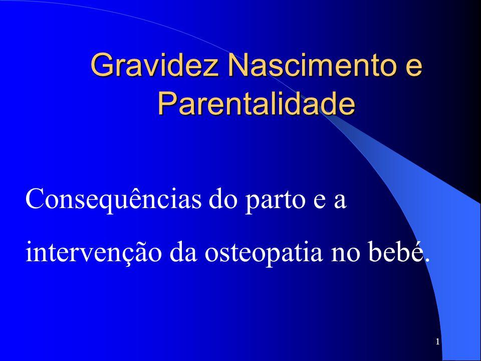 Gravidez Nascimento e Parentalidade