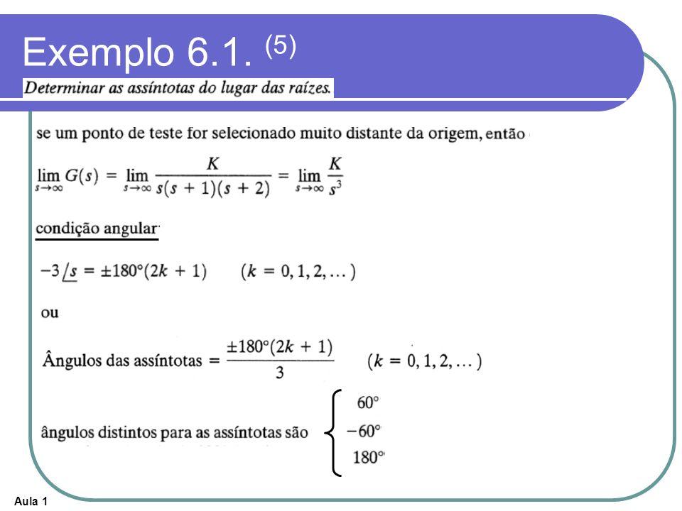Exemplo 6.1. (5)