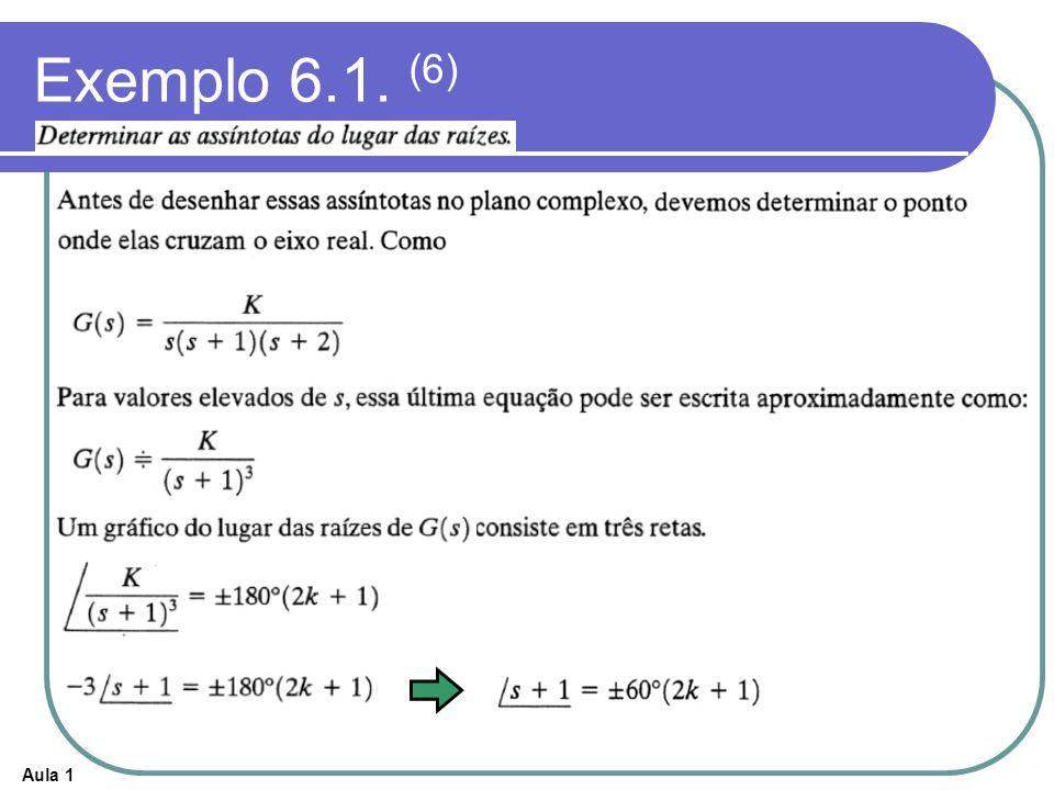 Exemplo 6.1. (6)