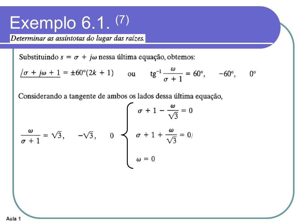 Exemplo 6.1. (7)