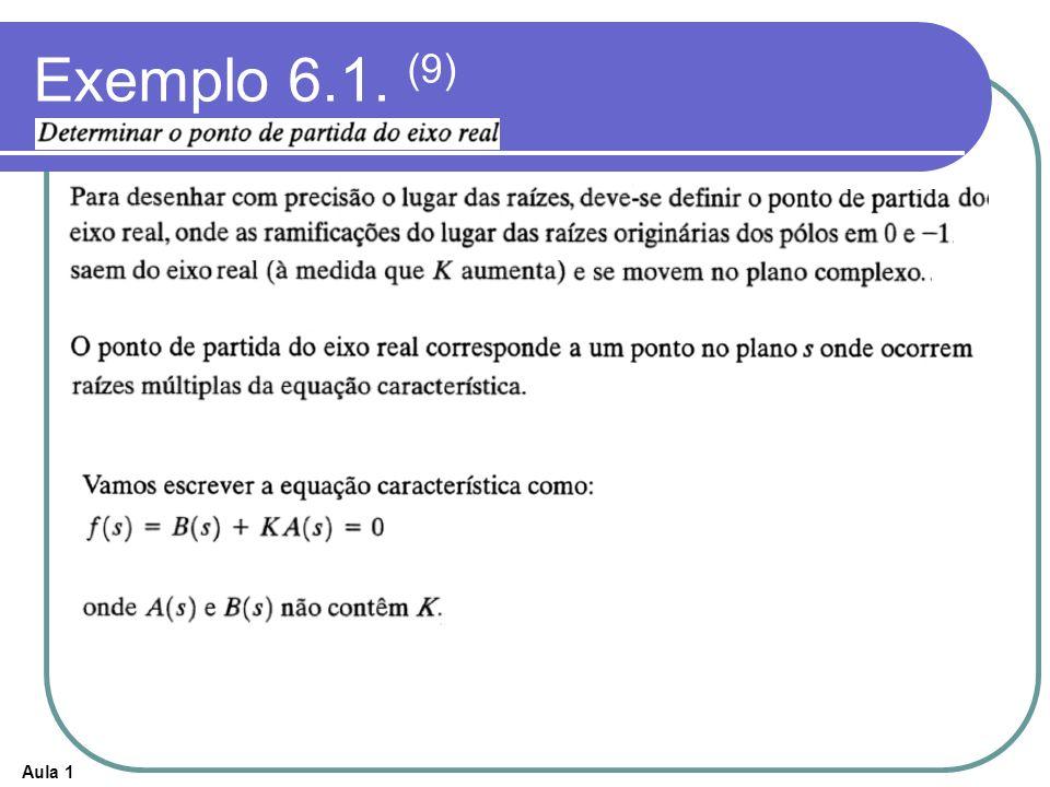 Exemplo 6.1. (9)
