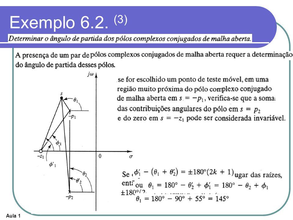 Exemplo 6.2. (3)